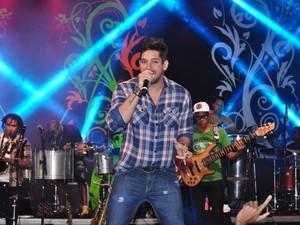 Banda Eva encerra o Festival do Açaí (Foto: Divulgação/Site Oficial)